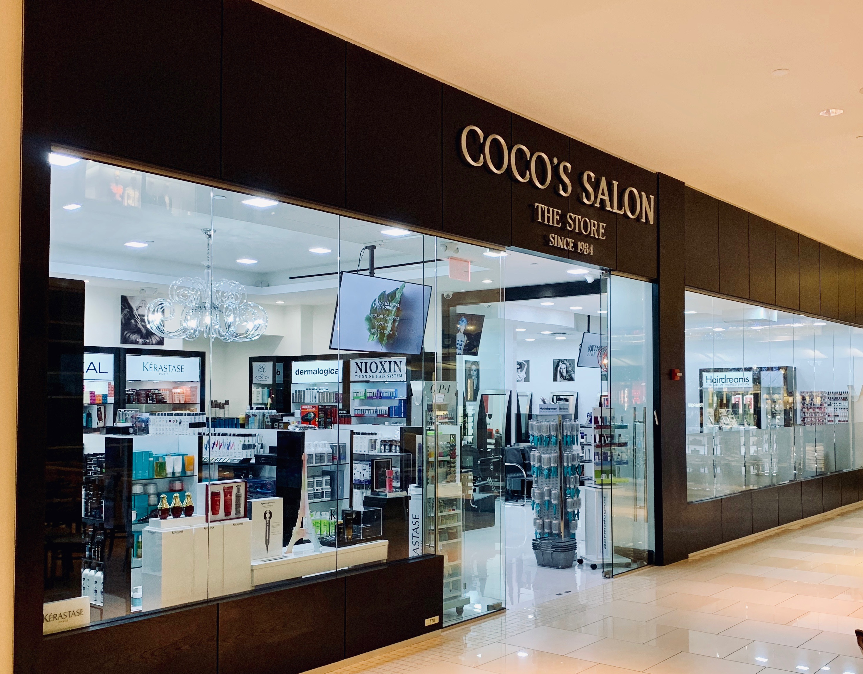 COCOS HAIR SALON AVENTURA MALL FLORIDA